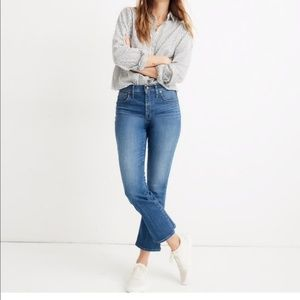 Madewell Cali Demi-Boot Jeans Eco Edition